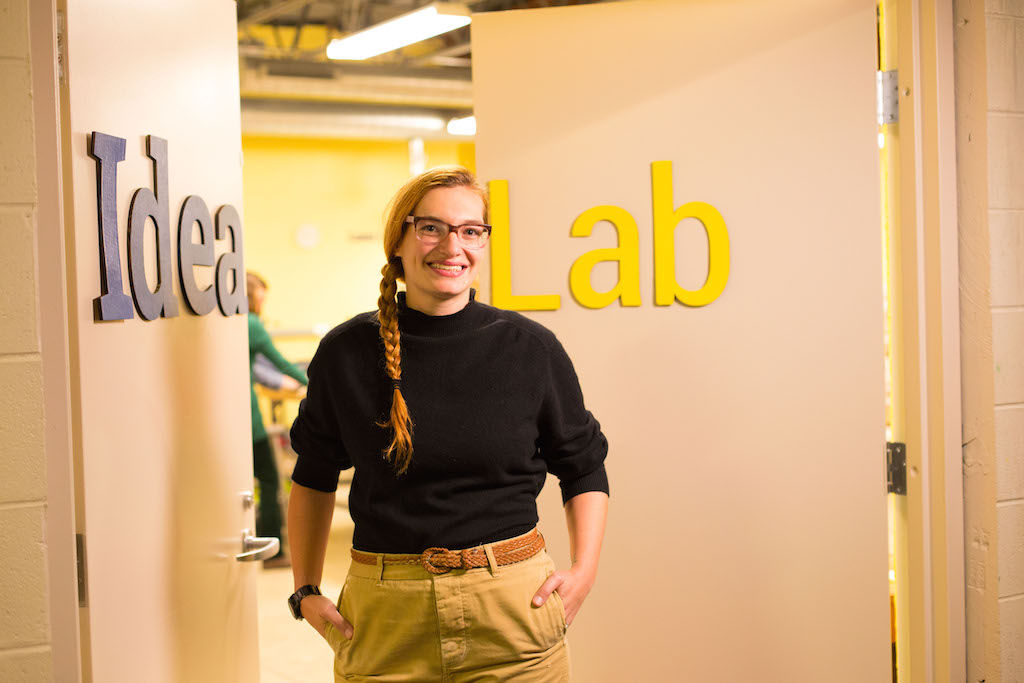 IdeaLab: More than a makerspace