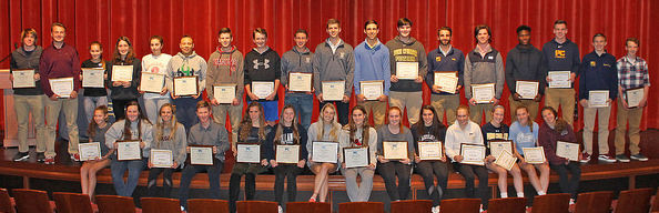 Sports Awards Honor Athleticism, Sportsmanship