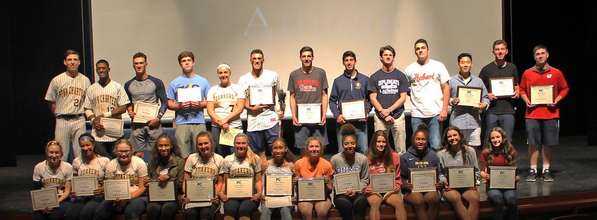 Upper and Middle School Sports Awards