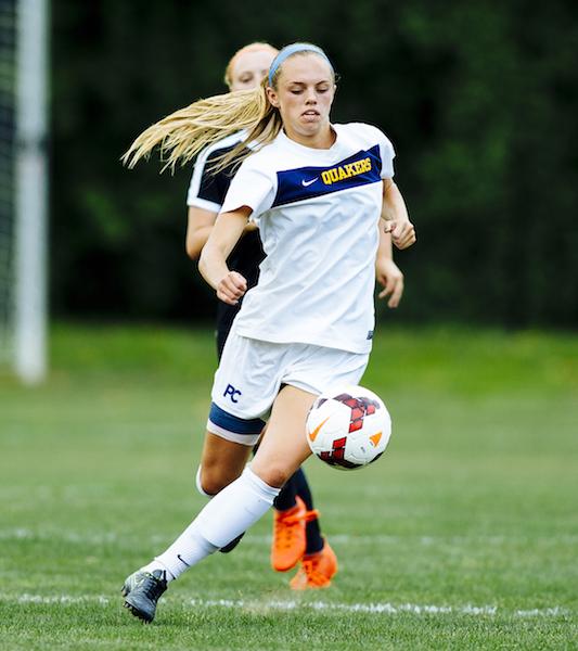 Penn Charter Soccer Giovanna DeMarco