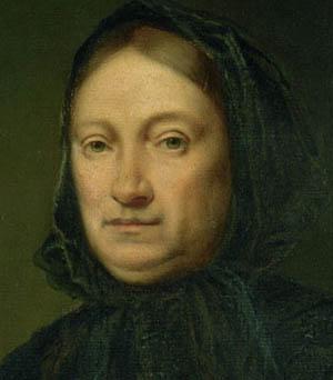Hannah Callowhill Penn Portrait