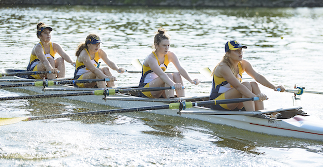 Penn Charter Girls Crew Quad