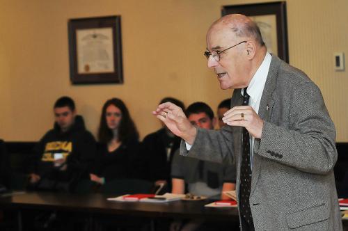 Ambassador Robert Gosende Penn Charter Hubben Lecture