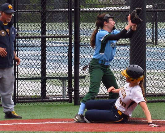 penn charter, pc softball, inter-ac, philadelphia private school