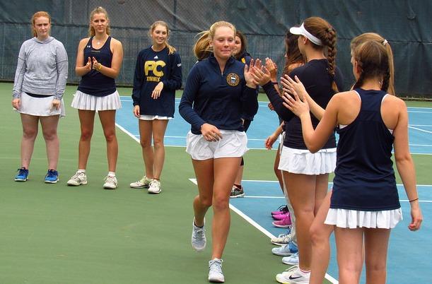 penn charter tennis, inter-ac
