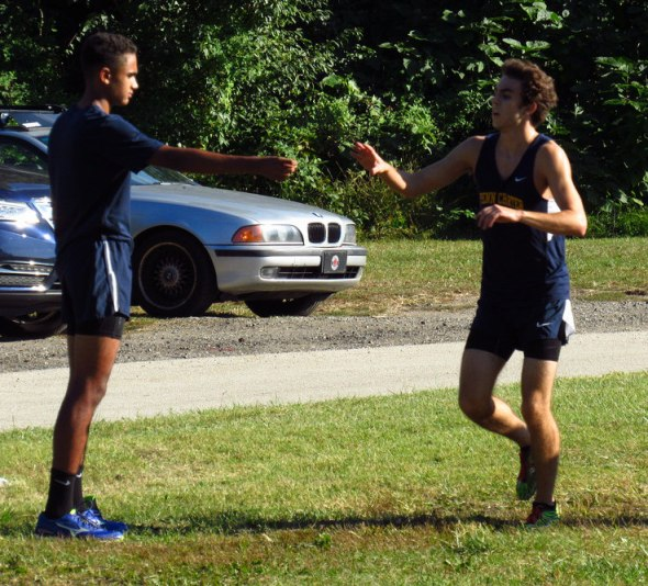 William Penn Charter School Philadelphia private Inter-Ac cross country