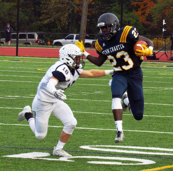 inter-ac, penn charter football