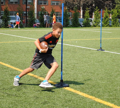 Sports Camp football